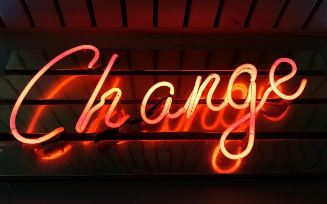 La conduite du changement et la digitalisation